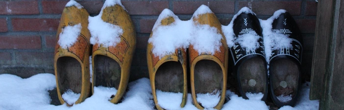 klompen winter